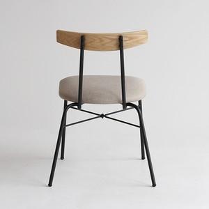 [ anthem ]Dining Chair〈BE〉 / インダストリアル ダイニングチェア