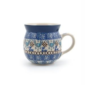 ポーランド食器 丸マグカップ ⑤seville