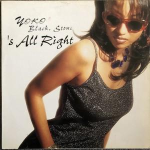 YOKO BLACK STONE - S ALL RIGHT (12inch) [j-rb] [r&b/soul] 試聴 fps191212-22