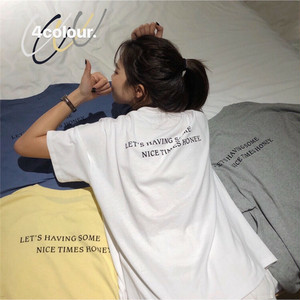 【送料無料】プルオーバー Tシャツ 全4色