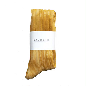 TIE DYE LONG SOCKS(CAL O LINE)