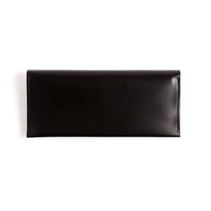 Postalco/Long Card & Coin Wallet/Black【店頭在庫あり】