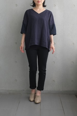 shy -short sleeve-