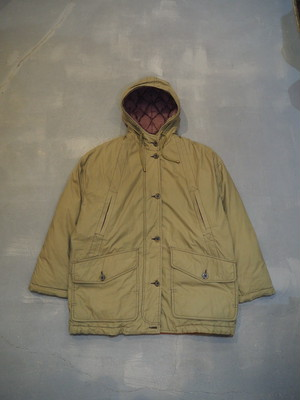 Gloverall White Goose Down Mods Coat [2106]
