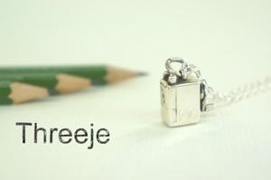 鉛筆削りネックレス