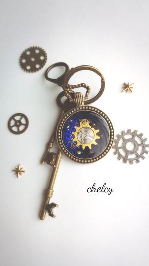 盗賊の鍵 魔法の鍵 キーホルダー 02