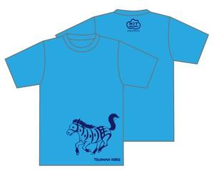 対州馬(たいしゅうば)Tシャツ