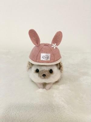 小動物用お帽子 ウサギキャップ
