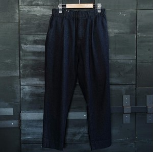 GALLIANO PANTS DENIM【Nasngwam】