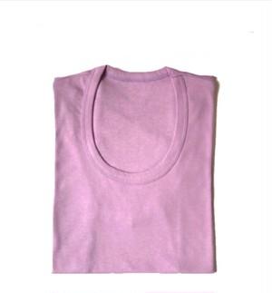 【オーキッド】UネックTシャツ