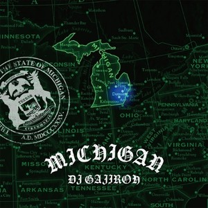 DJ GAJIROH (BONG BROS) - MICHIGAN [MixCD)