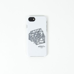 Three dimensional-logo iPhoneケース | MAGASINN KYOTO