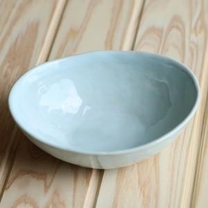 楕円鉢 ミドリ