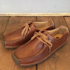"Clarks Originals ""Natalie"" Chestnuts Leather"