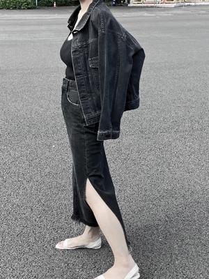 PARK (1st type Denim Jacket)/ PIRATE(Vintage Black)