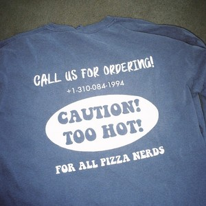 For all the pizza nerds Tee