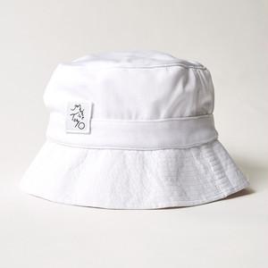 Logo Mesh Bucket Hat