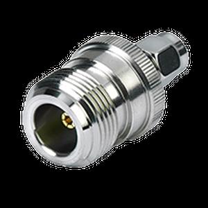 NF-SM50+, Mini-Circuits(ミニサーキット) |  RFアダプタ(Adapter), N-F, SMA-M, RoHS