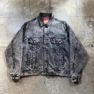 80s Levi's Denim Jacket / USA