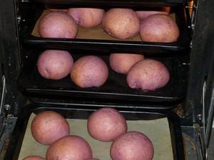 紫いものスコーンパン 二個入り