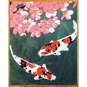 桜と錦鯉(2)