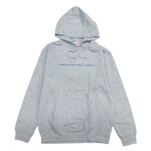 """""""PS"""" Hoodie Mix Gray"""
