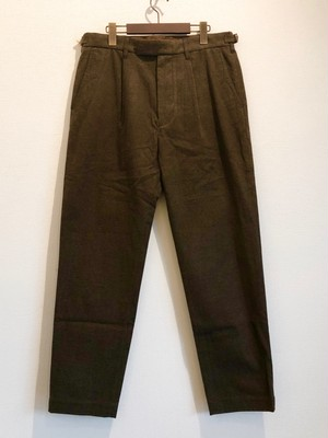 LOSER TROUSERS (KHAKI BROWN) / LOST CONTROL