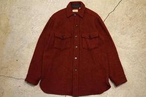 USED 80s L.L.Bean Northwoods Jac-shirt -Medium S0724