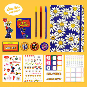 Diary set - Smiles We Love
