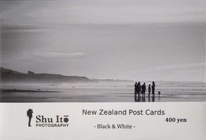 Post Cards - Black & White -