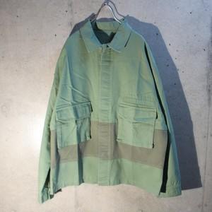 Cotton 2Tone Design Jacket