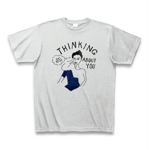 THINKING ABOUT YOU T SHIRT 送料無料