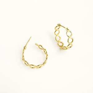 Oring Pierced Earrings-Oring ピアス ペア