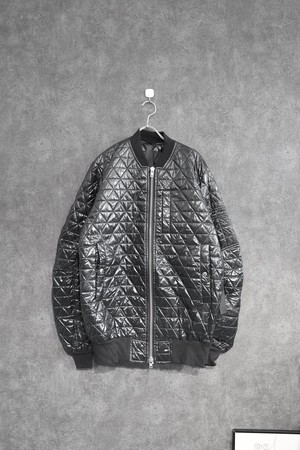 【 winter Special price】ODEUR TECH BOMBER JACKET