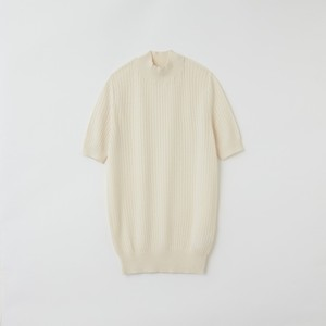 SALE 60%off SilkCashmere Short sleeves Women