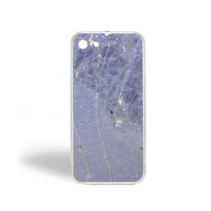 THE GRANITE CASE LAPIS BLUE IPHONE 7/8 SILVER