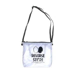 Reverse Original - Sacoche Bag - white