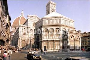 1979年撮影 サンタマリアデルフィオーレ大聖堂 カラー写真【445197901】