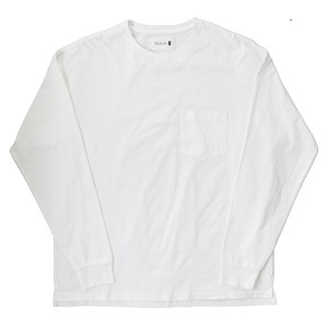 (CAL O LINE) SOLID COLOR L/S TEE