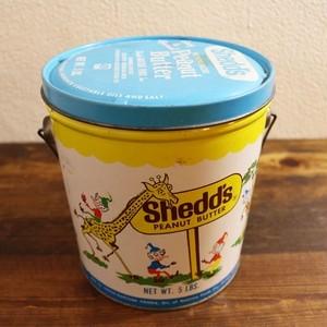 ヴィンテージ ピーナッツバター缶