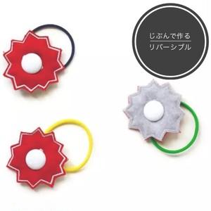 【set】ヘアゴム <アザミ>FW 110601