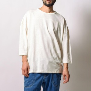 GOHEMP WIDE FOOTBALL TEE / H/OC JERSEY