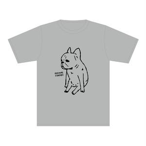 ANEMONE Tシャツ(オトナ杢グレー)