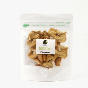 マダガスカルのドライ洋梨 50g 砂糖不使用 無添加 農薬不使用 梨 なし 洋なし 乾燥 ノンシュガー 洋梨 洋ナシ アフリカンドライフルーツ 砂糖未使用