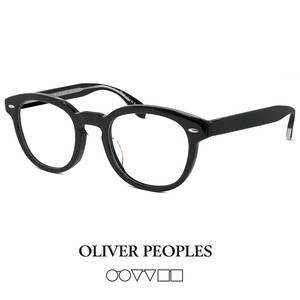オリバーピープルズ OLIVER PEOPLES メガネ アジアンフィット ov5036a 1492 sheldrake 眼鏡 ボストン メンズ レディース クラシック