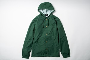 ARABIC COACH JACKET (GREEN)