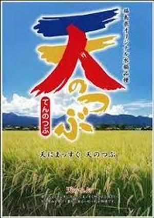 福島県 天のつぶ
