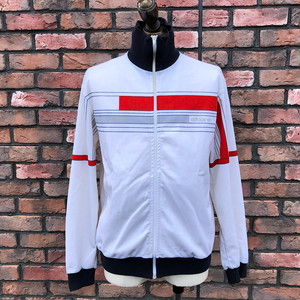 1980s Adidas Track Top Made In France Medium