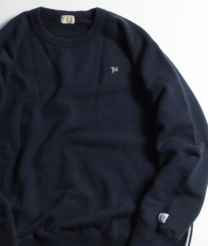 TES  LOOPWHEEL LOCAL CREW NECK SWEAT