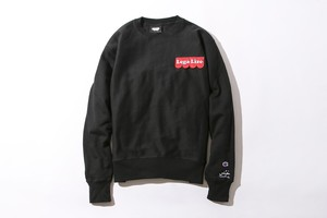 CHAMPION LOGO CREWNECK SWEAT